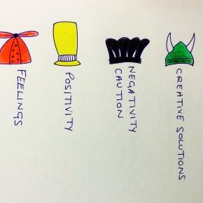 6 Hats for Thinking: Edward deBono